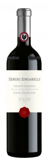 Chianti Classico Gran Selezione Sergio Zingarelli Docg