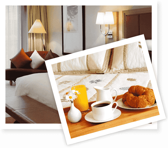 Brekfast Room Service