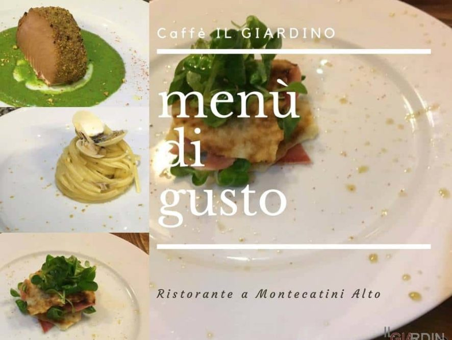 Six-course Tasting Menu: